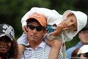 2012年 全米オープン 最終日 父の日