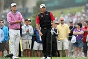 2012年 全米オープン 最終日 フレドリック・ヤコブソン&リー・ウェストウッド