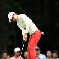 小技が冴える辛ヒョンジュが2年ぶりの勝利 2012年 優勝者のパター 辛ヒョンジュ