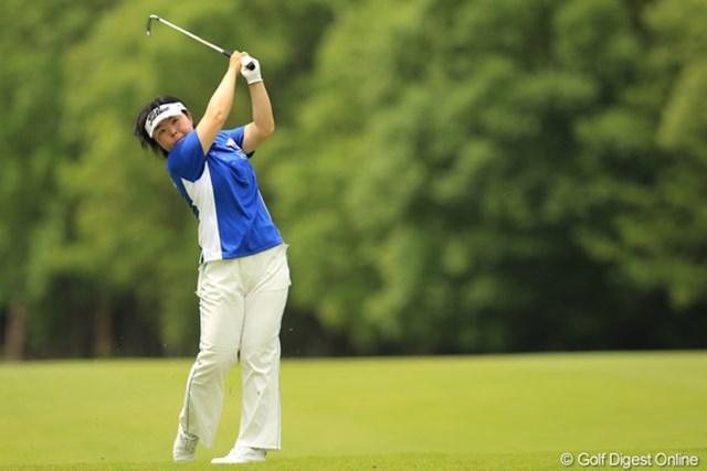 2012年 アース・モンダミンカップ 最終日 不動裕理 静かなゴルフでサラッと6位タイフィニッシュです。