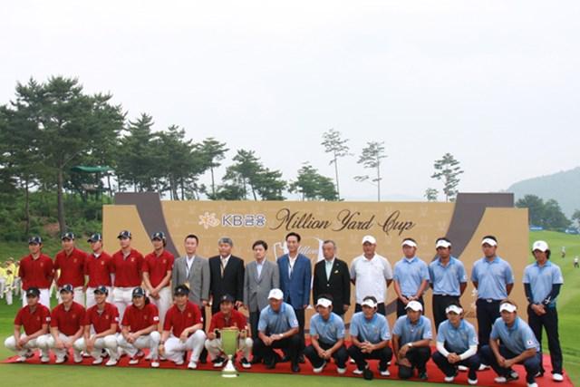 2012年 ミリオンヤードカップ 事前情報 昨年は韓国の地で敗れた日本代表メンバー。ホーム開催でリベンジなるか?