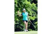 2012年 日医工女子オープンゴルフトーナメント 初日 林綾香