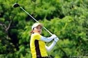 2012年 日医工女子オープンゴルフトーナメント 初日 カン・ヨウジン