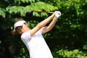 2012年 日医工女子オープンゴルフトーナメント 初日 一ノ瀬優希