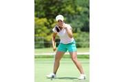 2012年 日医工女子オープンゴルフトーナメント 初日 山村彩恵