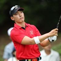 イケメンなのにゴルフもうまい。 2012年 ミリオンヤードカップ 初日 ホン・スンサン