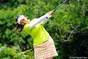 2012年 日医工女子オープンゴルフトーナメント 2日目 佐伯三貴