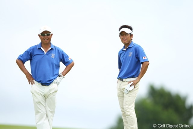 日本チームは、初日に1ポイント、2日目はわずか0.5ポイント。7ポイント差をつけられて窮地に追い込まれた。