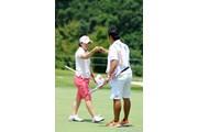 2012年 日医工女子オープンゴルフトーナメント 2日目 茂木宏美
