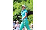 2012年 日医工女子オープンゴルフトーナメント 2日目 山村彩恵