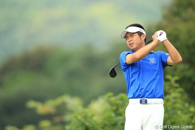 第1組で日本チームに勢いをつけたかったが・・・無念の池田勇太