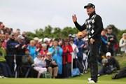 2012年 アイルランドオープン 3日目 ジェイミー・ドナルドソン