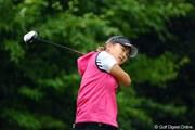 2012年 日医工女子オープンゴルフトーナメント 最終日 成田美寿々
