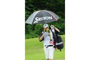 2012年 日医工女子オープンゴルフトーナメント 最終日 藤本麻子のキャディ