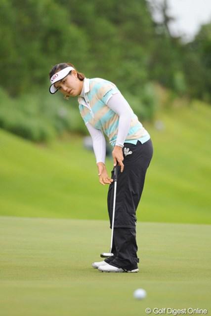 2012年 日医工女子オープンゴルフトーナメント 最終日 全美貞 3日間首位の座を守り切る完全勝利! 今季2勝目を手にした全美貞