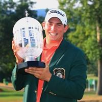 昨年、プレーオフでB.ハースを下しツアー初優勝を果たしたスコット・スターリングス(Hunter Martin /Getty Images) 2012年 グリーンブライアークラシック 事前 スコット・スターリングス