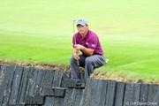 2012年 長嶋茂雄 INVITATIONAL セガサミーカップゴルフトーナメント 初日 増田伸洋