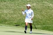 2012年 全米女子オープン 初日 宮里藍