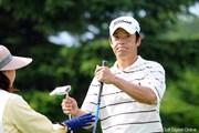2012年 長嶋茂雄 INVITATIONAL セガサミーカップゴルフトーナメント 2日目 今野康晴