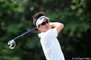 2012年 長嶋茂雄 INVITATIONAL セガサミーカップゴルフトーナメント 2日目 キム・ヒョンソン