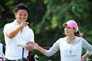 2012年 長嶋茂雄 INVITATIONAL セガサミーカップゴルフトーナメント 2日目 クボ ヒロミチ
