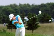 2012年 長嶋茂雄 INVITATIONAL セガサミーカップゴルフトーナメント 2日目 浅地洋佑
