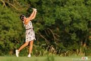 2012年 全米女子オープン 2日目 マリア・ヨース
