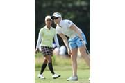 2012年 全米女子オープン 2日目 モーガン・プレッセル