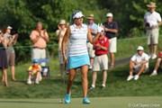 2012年 全米女子オープン 2日目 レクシー・トンプソン