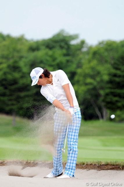 2012年 長嶋茂雄 INVITATIONAL セガサミーカップゴルフトーナメント 3日目 石川遼 ムービングデーに「66」の猛チャージ。石川遼が優勝争いに猛然と加わってきた。