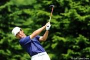 2012年 長嶋茂雄 INVITATIONAL セガサミーカップゴルフトーナメント 3日目 鈴木亨