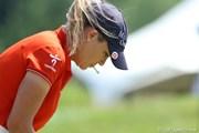 2012年 全米女子オープン 3日目 クリスティ・カー