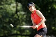 2012年 全米女子オープン 3日目 サンドラ・ガル