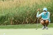 2012年 全米女子オープン 3日目 ジミン・カン