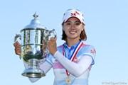 2012年 全米女子オープン 最終日 チェ・ナヨン