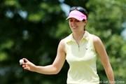 2012年 全米女子オープン 最終日 サンドラ・ガル