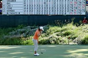 2012年 全米女子オープン 最終日 宮里美香