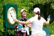 2012年 全米女子オープン 最終日 宮里藍