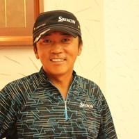 2アンダー首位タイにつけた広田悟 2012年 静ヒルズトミーズカップ 初日 広田悟