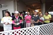 2012年 スタンレーレディスゴルフトーナメント 初日 サイン会