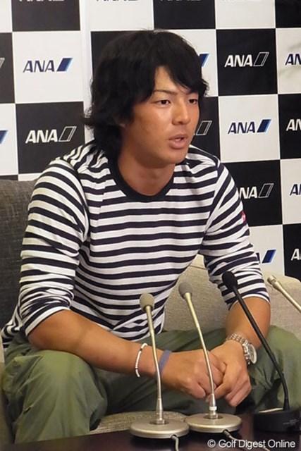 渡英直前の石川遼は「いいゴルフができるのではないかという、確信には至らないけど気配はある」と今のコンディションを表現した