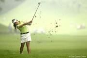 2012年 スタンレーレディスゴルフトーナメント 2日目 有村智恵