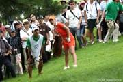 2012年 スタンレーレディスゴルフトーナメント 最終日 大和笑莉奈