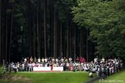 2012年 スタンレーレディスゴルフトーナメント 最終日 有村智恵