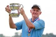 2012年 全米シニアオープン選手権 最終日 ロジャー・チャップマン