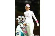 2012年 サマンサタバサ ガールズコレクション・レディーストーナメント 事前 有村智恵