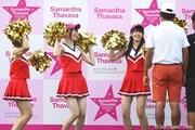 2012年 サマンサタバサ ガールズコレクション・レディーストーナメント 事前 ℃-ute