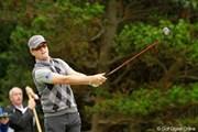 2012年 全英オープン 初日 ザック・ジョンソン