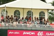 2012年 サマンサタバサ ガールズコレクション・レディーストーナメント 2日目 18番スタンド