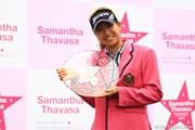 2012年 サマンサタバサ ガールズコレクション・レディーストーナメント 最終日 木戸愛